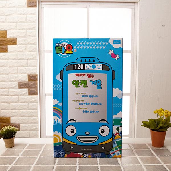 꼬마버스 타요 안전거울 [제작 대량 도매 로고 인쇄 레이저 마킹 각인 나염 실크 uv 포장 공장 문의는 네이뽕]