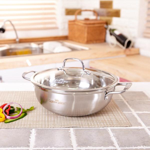전골냄비 스텐레스 냄비 다용도냄비 주방용품