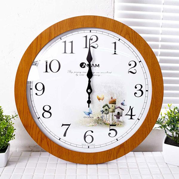 s400벽시계 (색상랜덤)
