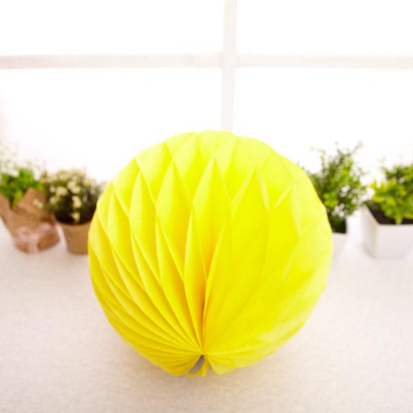 [더산콜]허니볼 25cm 핑크/옐로우/오렌지