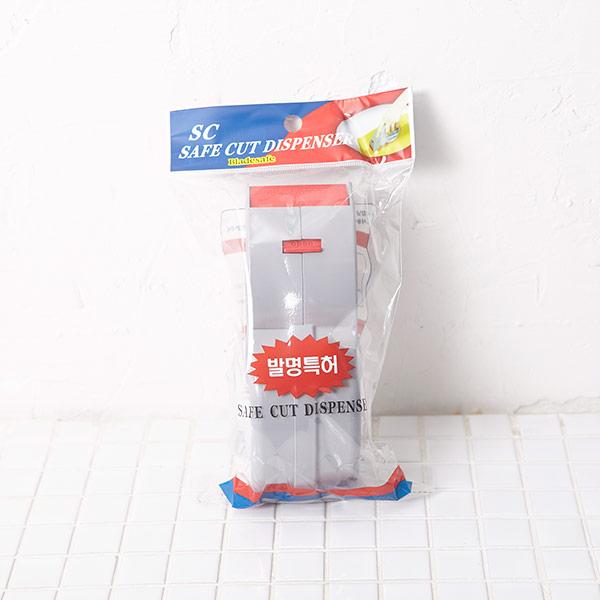 테이프 커터B OPP [제작 대량 도매 로고 인쇄 레이저 마킹 각인 나염 실크 uv 포장 공장 문의는 네이뽕]