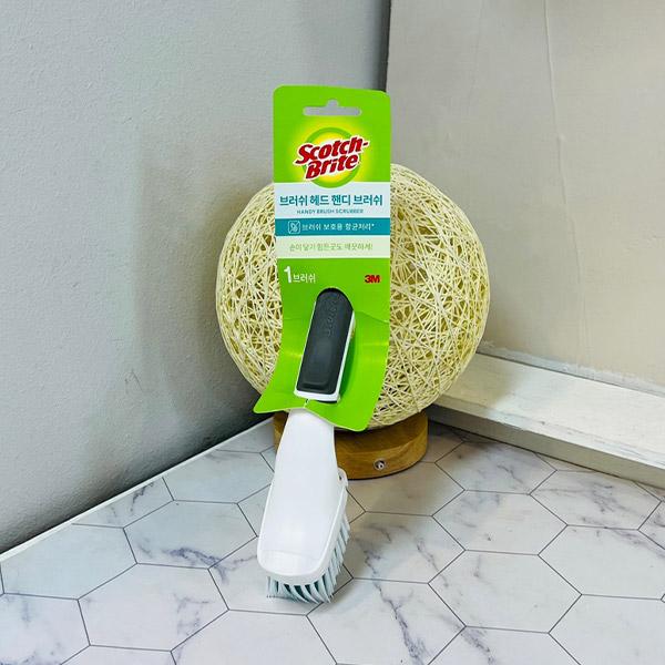 [네모난오렌지] 핸디 브러쉬 552 청소용품 주방용품 화장실청소