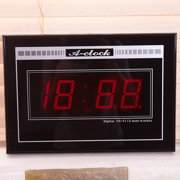 F112전자벽시계