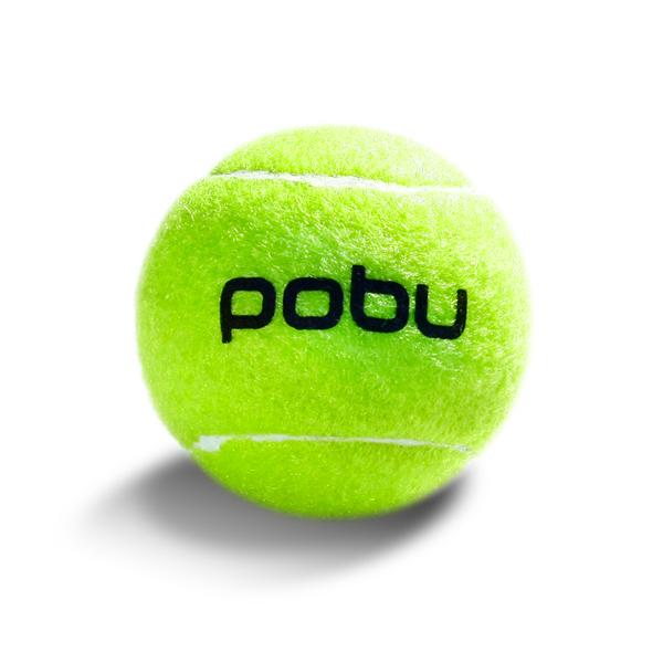 포부 테니스공 (연습공) 10p (묶음) [제작 대량 도매 로고 인쇄 레이저 마킹 각인 나염 실크 uv 포장 공장 문의는 네이뽕]