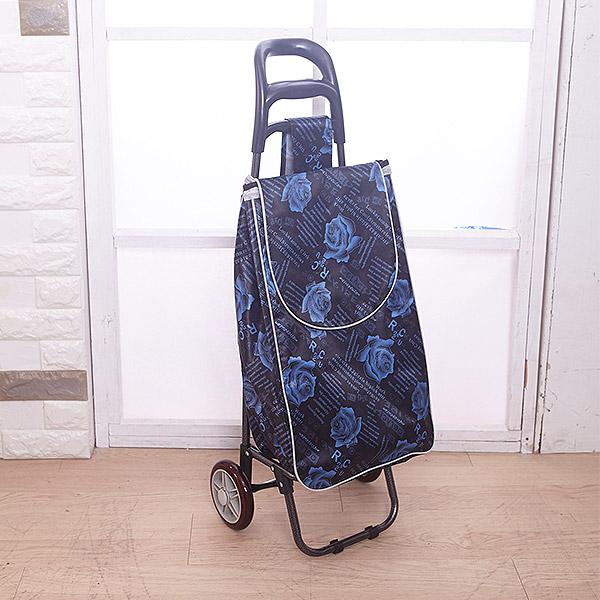 프리미엄 핸드캐리어 우레탄 바퀴 (블루) [제작 대량 도매 로고 인쇄 레이저 마킹 각인 나염 실크 uv 포장 공장 문의는 네이뽕]