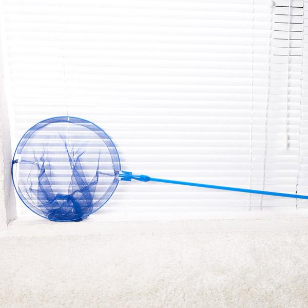 잠자리채 블루 [제작 대량 도매 로고 인쇄 레이저 마킹 각인 나염 실크 uv 포장 공장 문의는 네이뽕]