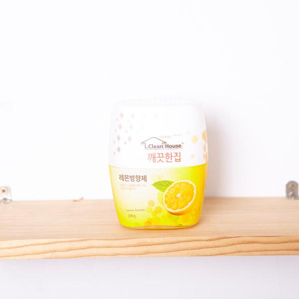 깨끗한집 방향제 레몬향