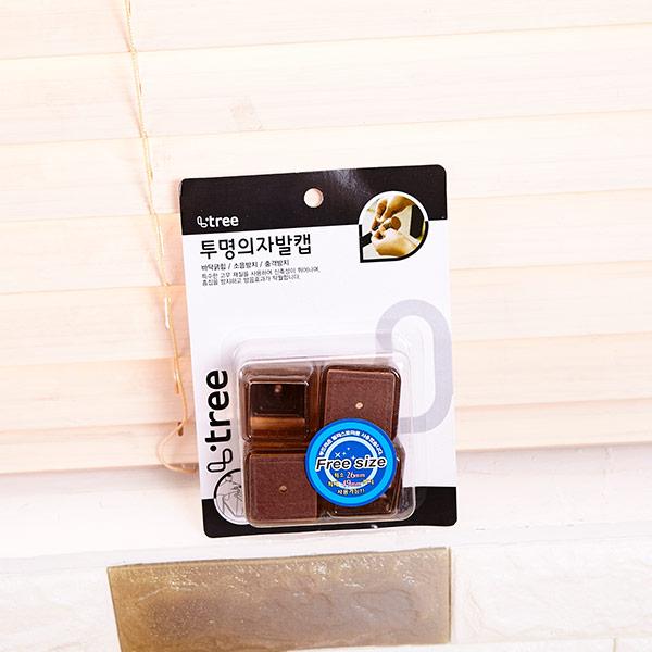 의자 발캡 (사각) 35mm [제작 대량 도매 로고 인쇄 레이저 마킹 각인 나염 실크 uv 포장 공장 문의는 네이뽕]