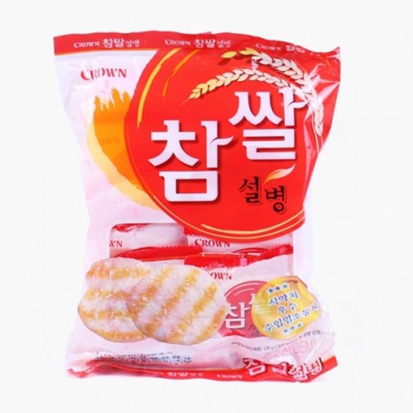 [현재분류명],참쌀설병 128g 3000,간식,봉지과자,대용량과자,스낵,군것질