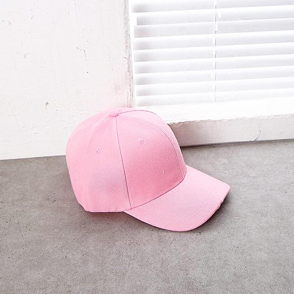 ABM 볼캡 (베이직) 핑크