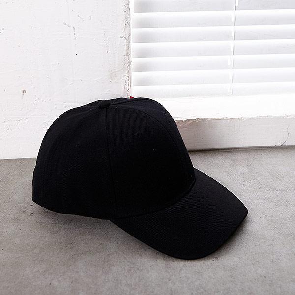 abm 볼캡 (베이직) 블랙