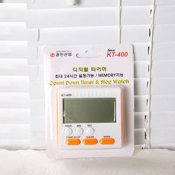 디지털 타이머 kt-400