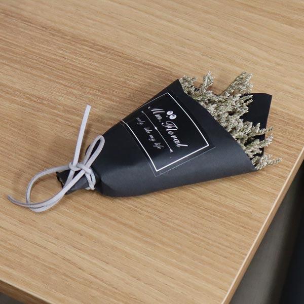 ABM 드라이플라워발렌타인 화이트 [제작 대량 도매 로고 인쇄 레이저 마킹 각인 나염 실크 uv 포장 공장 문의는 네이뽕]