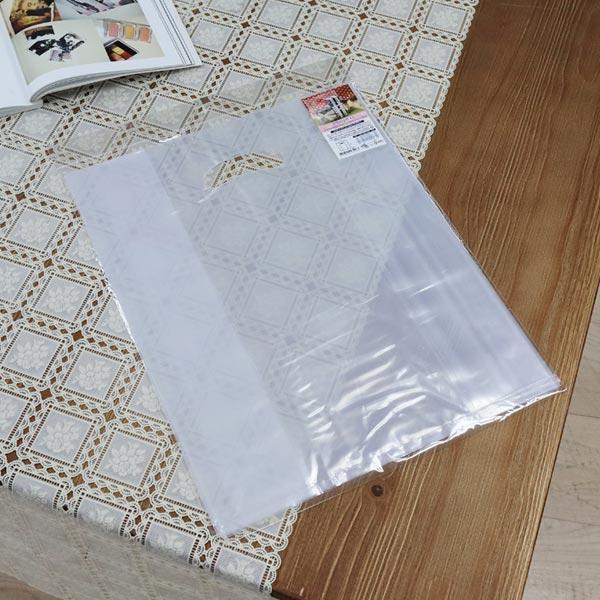 투명비닐백4호 M PE 1500 [제작 대량 도매 로고 인쇄 레이저 마킹 각인 나염 실크 uv 포장 공장 문의는 네이뽕]