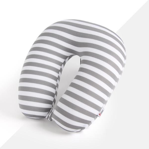 ABM(C)소프트목베개 그레이 [제작 대량 도매 로고 인쇄 레이저 마킹 각인 나염 실크 uv 포장 공장 문의는 네이뽕]