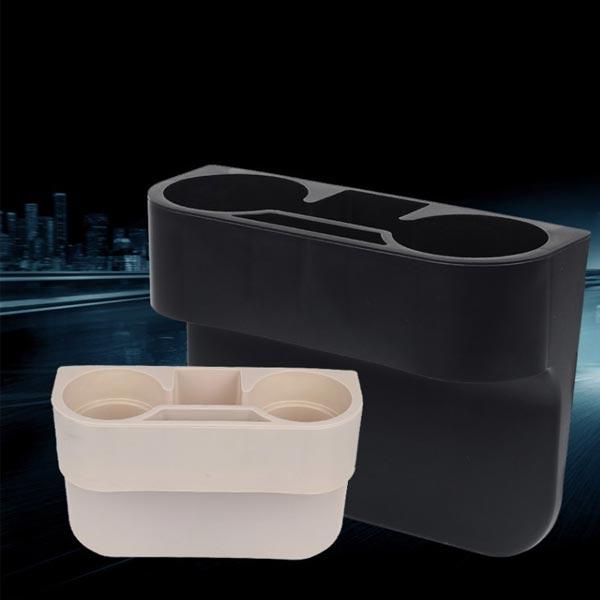 ABM 차량용 컵홀더 2구 [제작 대량 도매 로고 인쇄 레이저 마킹 각인 나염 실크 uv 포장 공장 문의는 네이뽕]