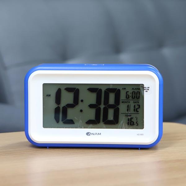 880전자탁상시계 (색상랜덤)
