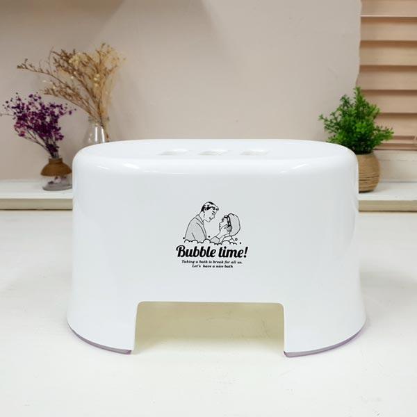 버블 목욕의자 [제작 대량 도매 로고 인쇄 레이저 마킹 각인 나염 실크 uv 포장 공장 문의는 네이뽕]