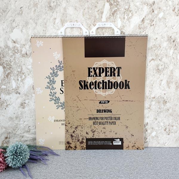 4절스케치북 전문가용4000