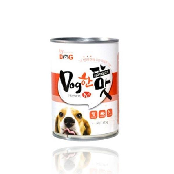 독한맛)소고기+닭고기 375g [제작 대량 도매 로고 인쇄 레이저 마킹 각인 나염 실크 uv 포장 공장 문의는 네이뽕]