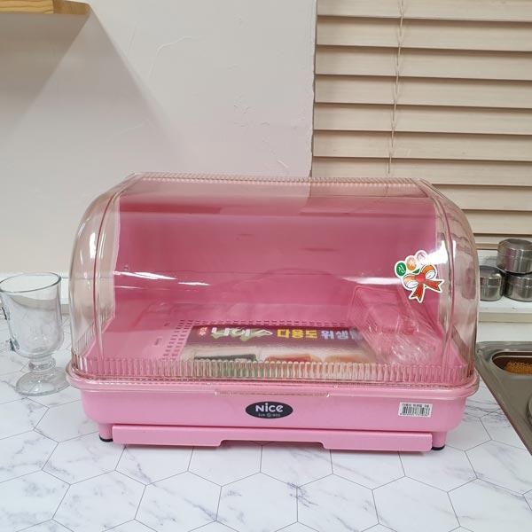 나이스다용도 위생함 3호 핑크