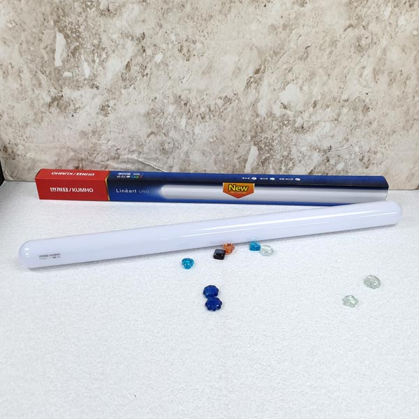 금호LED원형일자등50W P5065 (주광색) [제작 대량 도매 로고 인쇄 레이저 마킹 각인 나염 실크 uv 포장 공장 문의는 네이뽕]