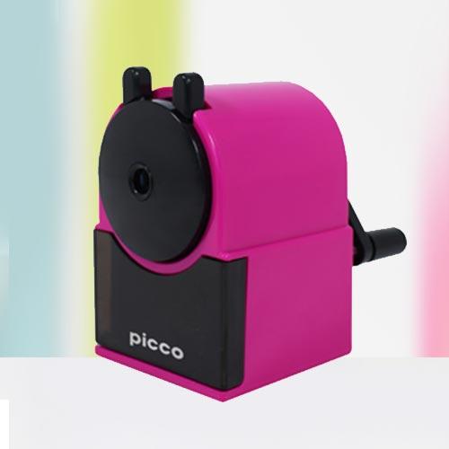 피코 연필깍이 분홍