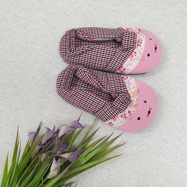 아동 마우스실내화 3호 핑크