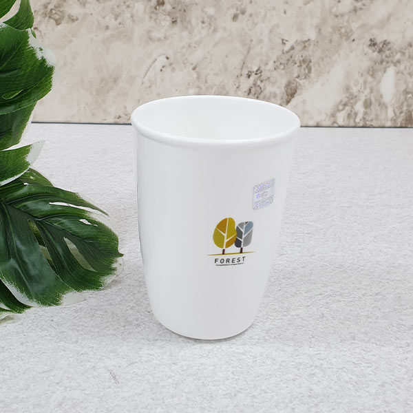 포레스트 원형양치컵
