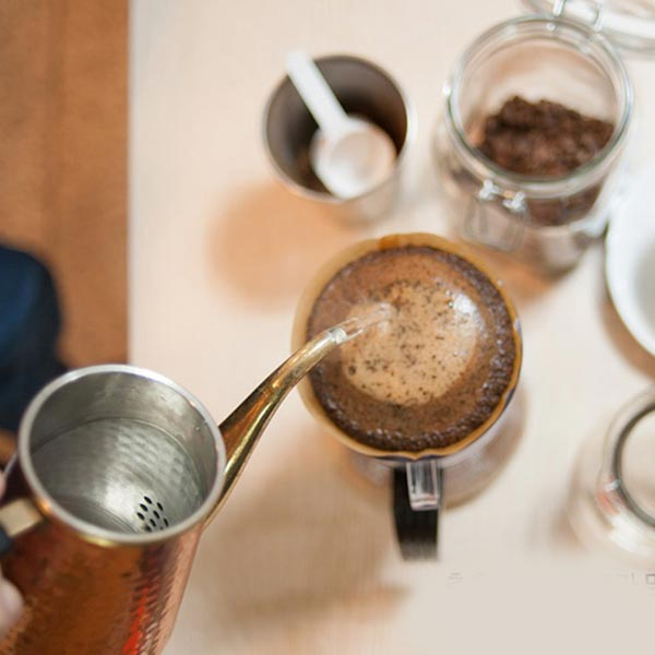 하니 브이형(v) 커피드리퍼