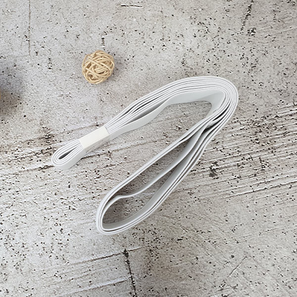 넓은밴드 흰색 3.5cm