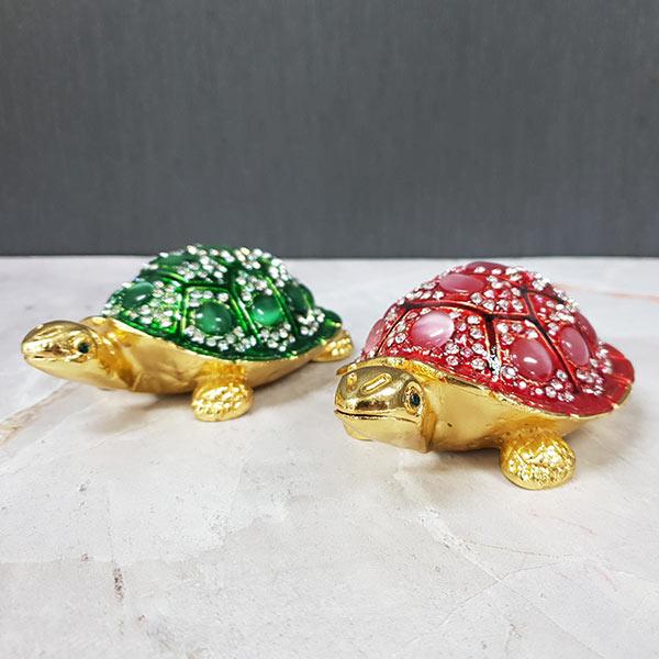 칠보 거북이(중) (fh3630) (색상랜덤)