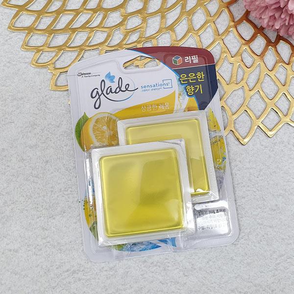 존슨 그레이드 센세이션 레몬 리필