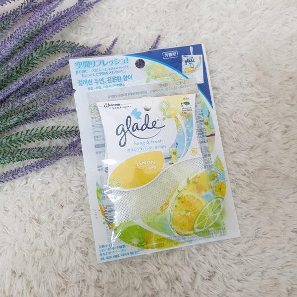 존슨 그레이드 향기걸이 레몬 8g