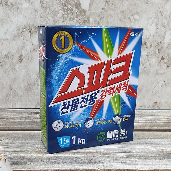 애경 스파크 세탁세제 1kg