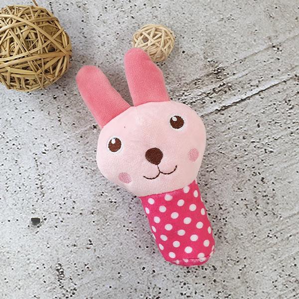 ABM 애견 봉제인형 토끼