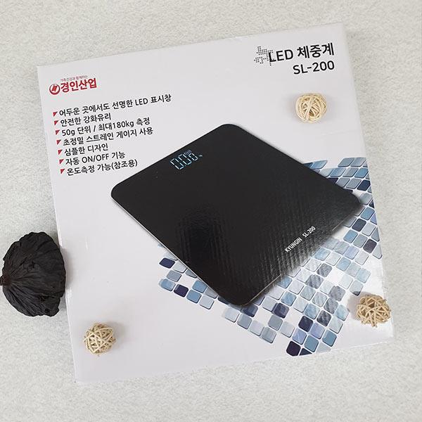 LED 체중계SL-200