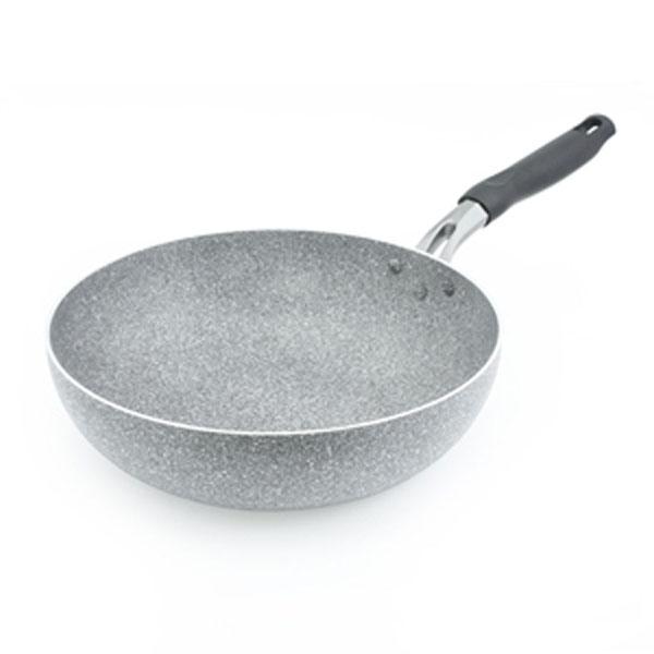 러브송 뉴맥시 스톤코팅 튀김팬 28cm