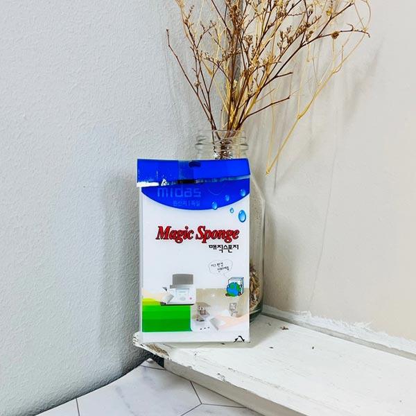 그린매직프로(매직스폰지-소) [제작 대량 도매 로고 인쇄 레이저 마킹 각인 나염 실크 uv 포장 공장 문의는 네이뽕]