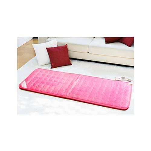 우진벨로아전기방석-3인 핑크 [제작 대량 도매 로고 인쇄 레이저 마킹 각인 나염 실크 uv 포장 공장 문의는 네이뽕]