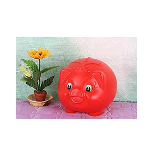 탈렌트돼지-빨강 대-2호 [제작 대량 도매 로고 인쇄 레이저 마킹 각인 나염 실크 uv 포장 공장 문의는 네이뽕]