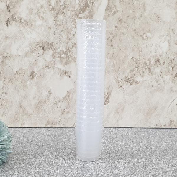 다회용투명소주컵(65ml)25개입