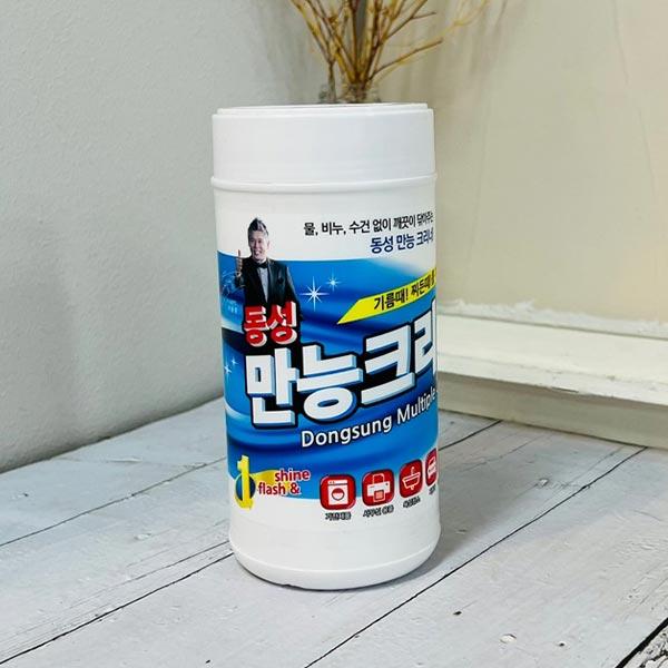 동성만능크리너 70p [제작 대량 도매 로고 인쇄 레이저 마킹 각인 나염 실크 uv 포장 공장 문의는 네이뽕]