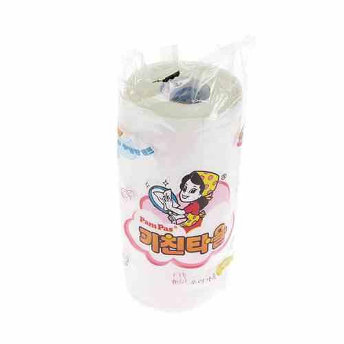 팜파스 키친타올150매 2p [제작 대량 도매 로고 인쇄 레이저 마킹 각인 나염 실크 uv 포장 공장 문의는 네이뽕]