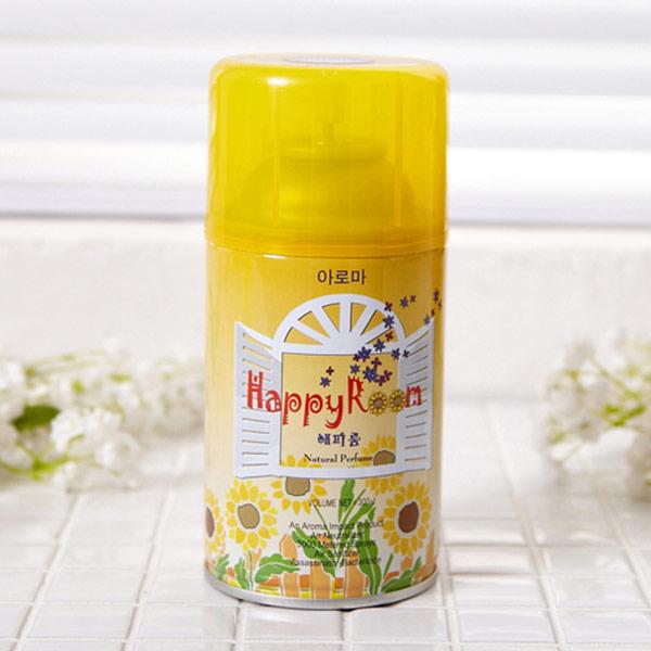 [더산콜]해피룸향캔 아로마300ml-레몬라임