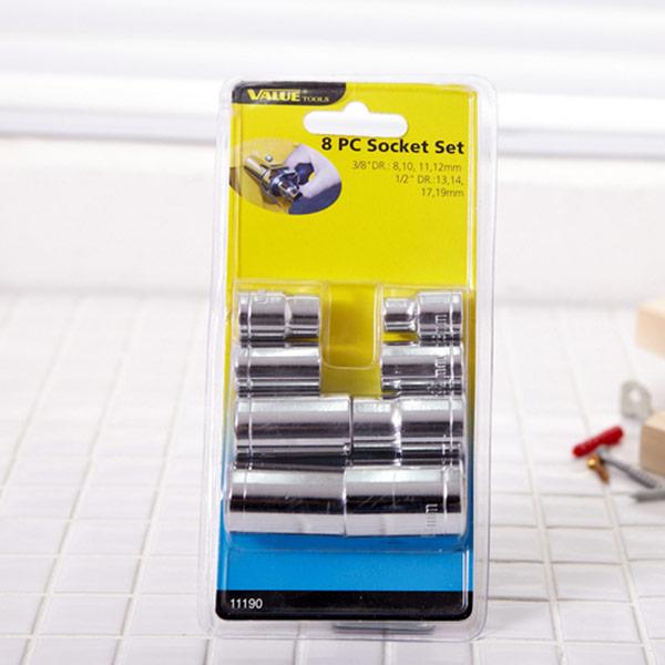 남양 벨류소켓8pcs [제작 대량 도매 로고 인쇄 레이저 마킹 각인 나염 실크 uv 포장 공장 문의는 네이뽕]