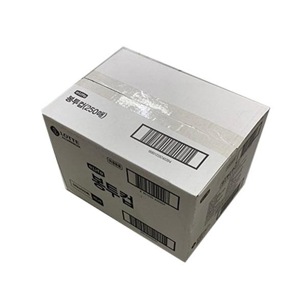롯데 이라이프 일회용봉투컵 250매x16 (박스판매)
