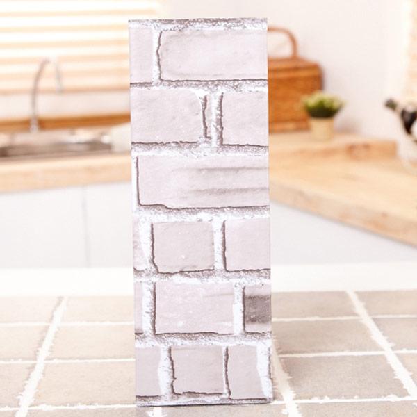파벽돌시트-소 회벽돌 [제작 대량 도매 로고 인쇄 레이저 마킹 각인 나염 실크 uv 포장 공장 문의는 네이뽕]