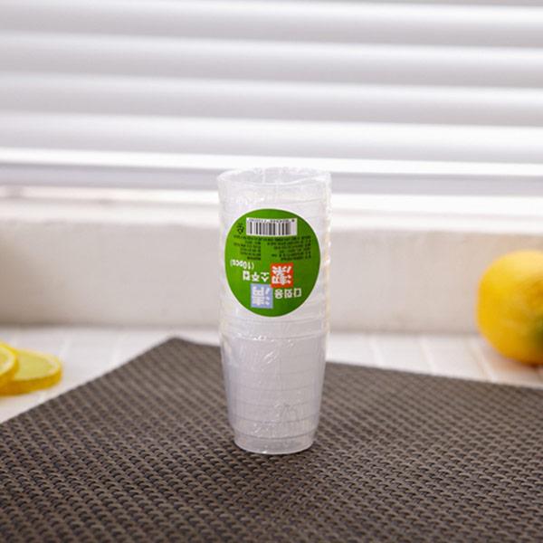 다회용투명소주컵(65ml)10개입