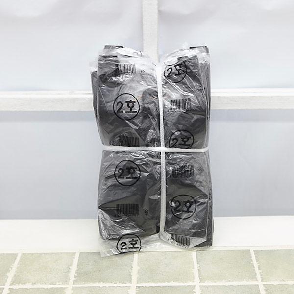 비닐봉투2호 중(33x20x100p)20p